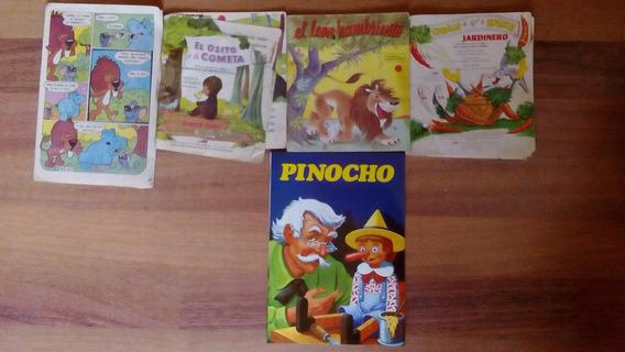 Usado Colección Cuentos Infantiles Memorabilia Vintage Pinoc