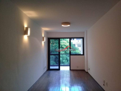 Cobertura Com 3 Dormitórios À Venda, 118 M² Por R$ 2.650.000 - Humaitá - Rio De Janeiro/rj - Co0154