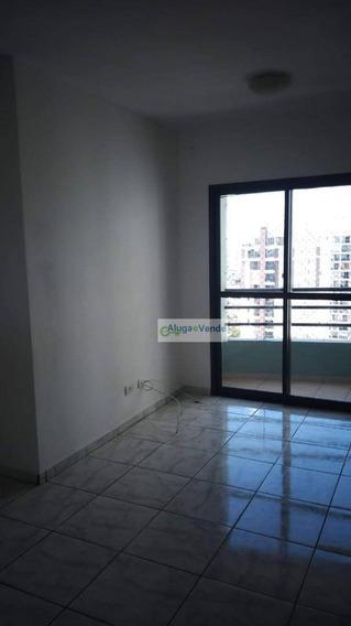 Apartamento Com 3 Dormitórios, 1 Suíte E 2 Vagas De Garagem, À Venda No Condomínio Piazza Della Fontana, 76 M² Por R$ 360.000 - Gopoúva - Guarulhos/sp - Ap0208