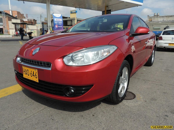 Renault Fluence Privilege 2.0cc Aa Mt Ct Fe