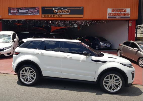 Range Rover Evoque Hse Dynamic C/ Teto Panorâmico - 2016