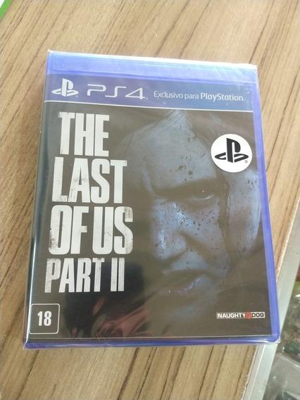 The Last Of Us Part Ii Mídia Física Novo Zero Lacrado