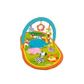 Tapete Com Arco De Atividades Baby - Safari - Buba