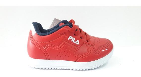 Zapatillas Fila Classic 92 Baby Red Envíos A Todo El País