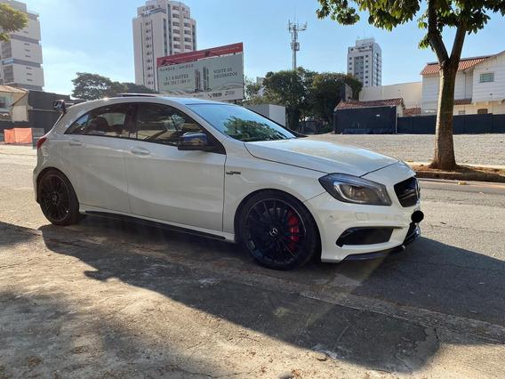 Mercedes-benz Classe A 2013 2.0 Amg 4matic 5p