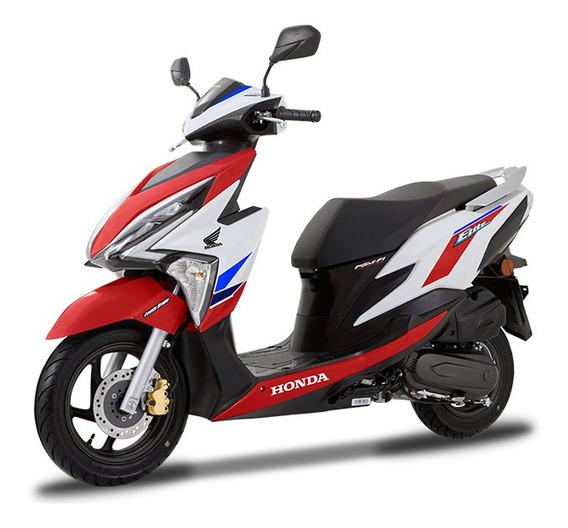 Honda Elite Tricolor 125 -- 0 Km--agente Oficial Honda