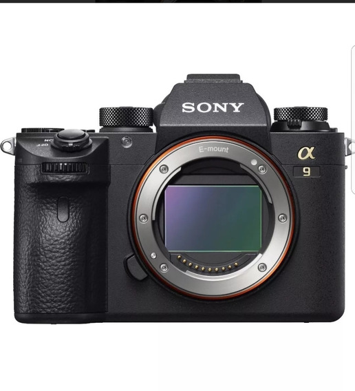 Câmara Sony Alpha A9 Mirrorless