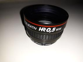 Lente Hama Video Objektiv Hr 0,5ww 36mm 37mm Japan