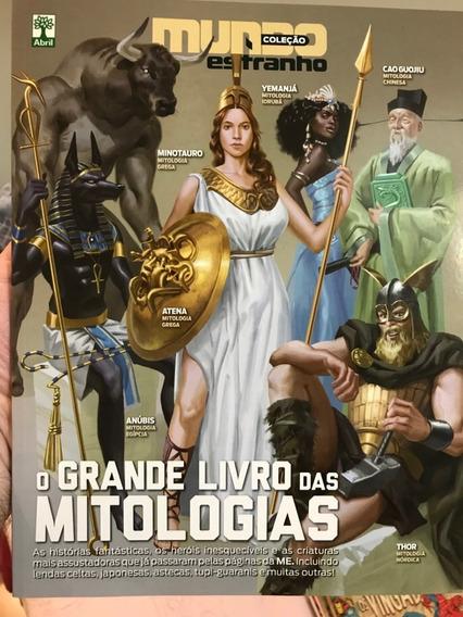 Coleção Mundo Estranho O Grande Livro Das Mitologias
