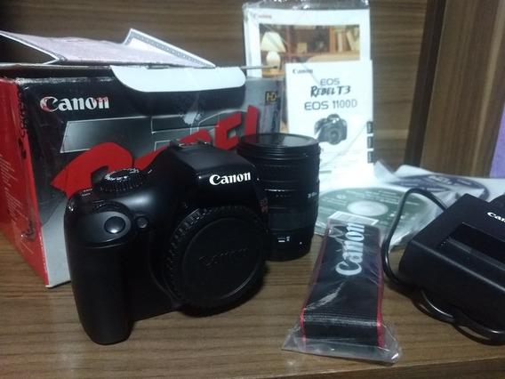 Câmera Cânon T3 - Leia Com Atenção