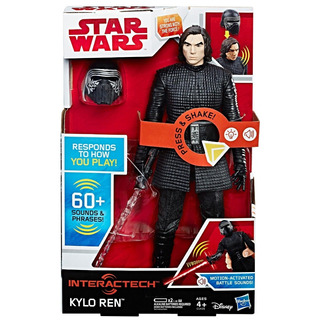 Star Wars E8 Figura Kylo Ren Interactivo Hasbro Tor C1435