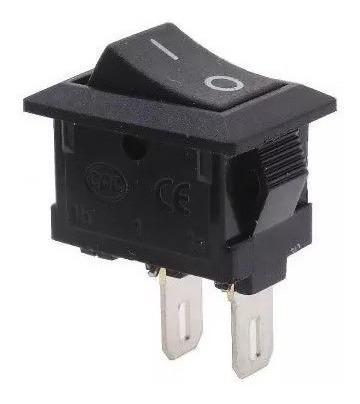 Mini Botão Interruptor Liga Desliga ( On / Of ) 15 Peças