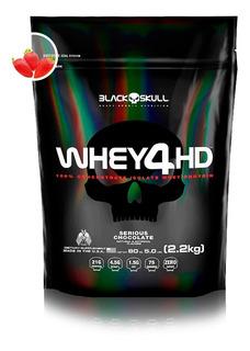 Whey 4hd Refil 2,2kg Blackskull