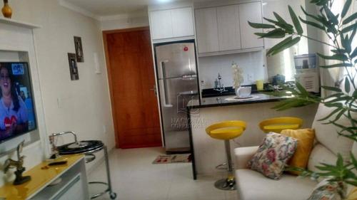 Cobertura Com 2 Dormitórios À Venda, 104 M² Por R$ 400.000,00 - Parque Das Nações - Santo André/sp - Co4785