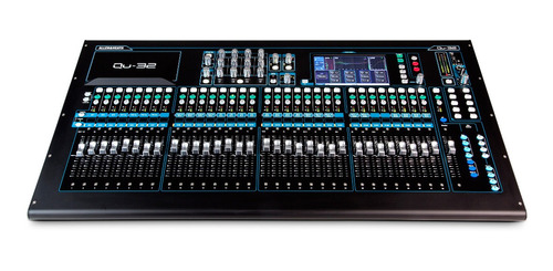 Consola De Sonido Digital Allen & Heath Qu-32
