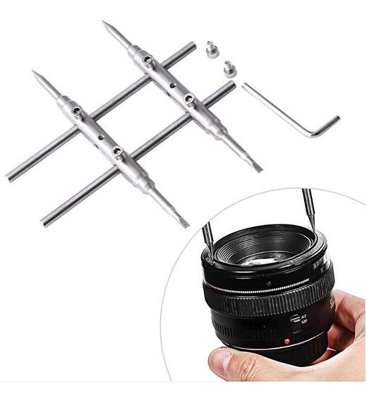 Chave Manutenção Lente Canon Nikon Sony Pronta Entrega*