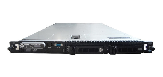 Servidor Dell 1950 2 Xeon Quadcore 16gb 1tera + Trilho