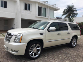 Cadillac Escalade Esv 6.2 Platinum Qc Dvd R-22 4x4 At 2010