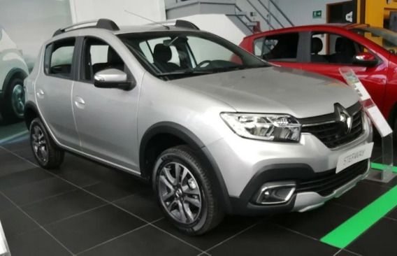 Renault Sandero Stepway Modelo 2021 0km Ac