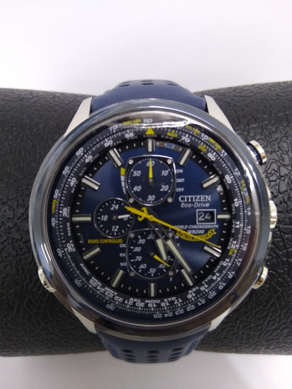 Relógio Citizen Eco-drive - Blue Angels - At8020-03l