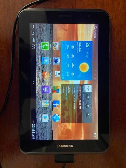 Tablet Samsung Galaxy Tab 2 7.0 Função Celular