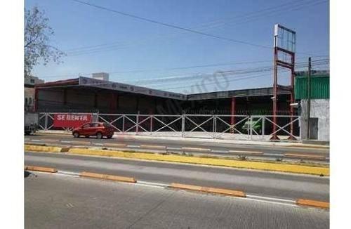 Rento Local Comercial 1200 M² Blvd. Valsequillo Xilotzingo