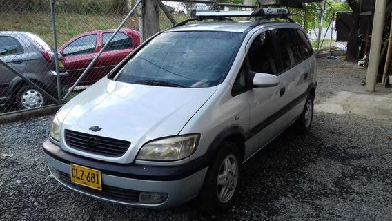 Chevrolet Zafira Full Siete Pasajeros