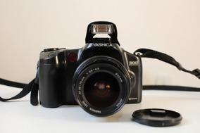 Yashica 300 Af - Câmera Fotográfica Slr 35mm - Raridade
