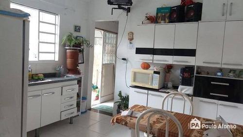 Casa Com 1 Dormitório À Venda, 34 M² Por R$ 120.000,00 - São João - Poços De Caldas/mg - Ca1206