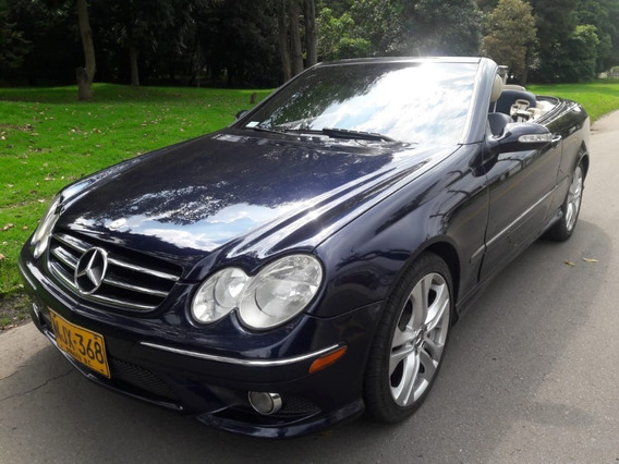 Mercedes Benz Clk 55 Convertible Full Equipo