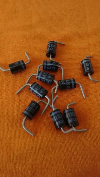 Diodo Semikron Kit Com 10 Pcs