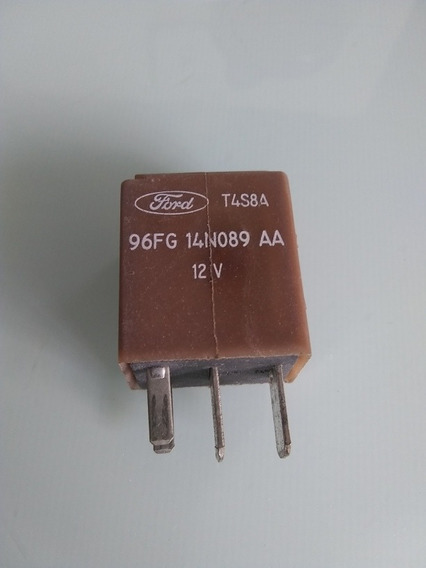Relé Ford 96fg 14n089 Aa 12v T4s8a