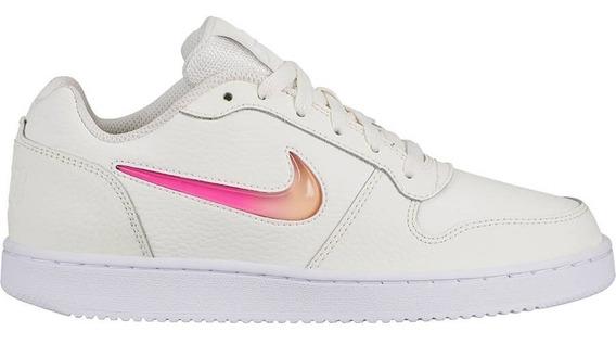 Tenis Nike Ebernon Piel Aq2232-100