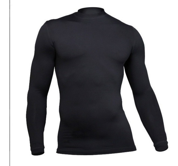 Camiseta Termica Hombres Hidrowick Al Cuerpo Local Palermo