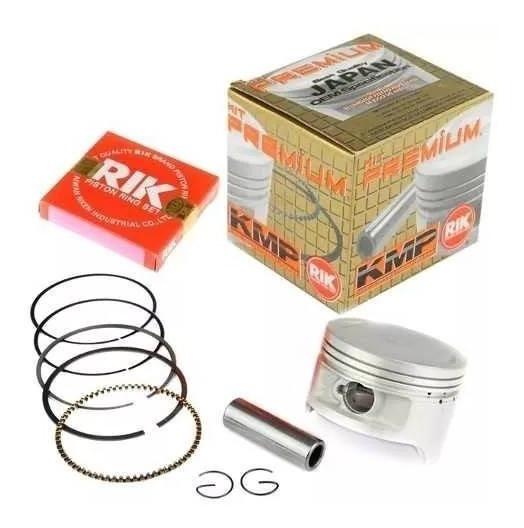 Kit Pistão Crf 230 1,5mm 67mm - Kmp Premium + Descrição