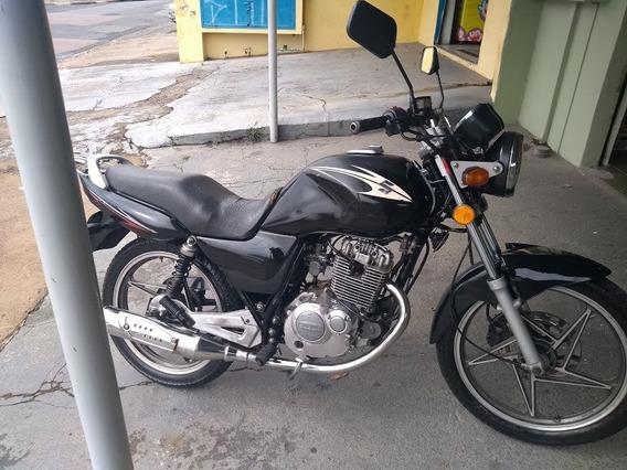 Suzuki En125 Yes 2008