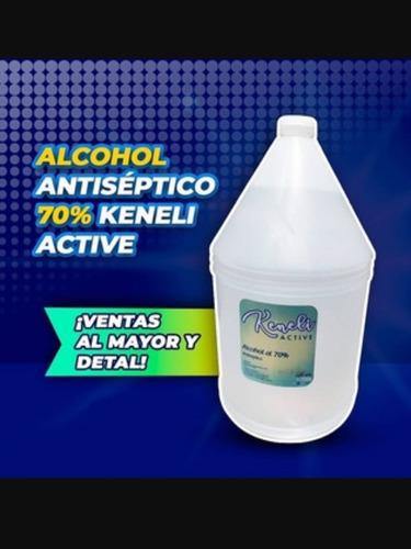 Imagen 1 de 2 de Ofertazo Alcohol Al 70% (antiséptico)
