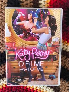 Dvd Katy Perry O Filme - Part Of Me - Original