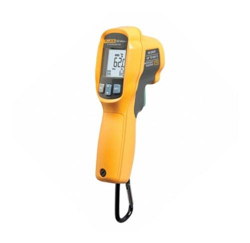 Termômetro Digital Infravermelho -30°c A 650°c Fluke 62max+