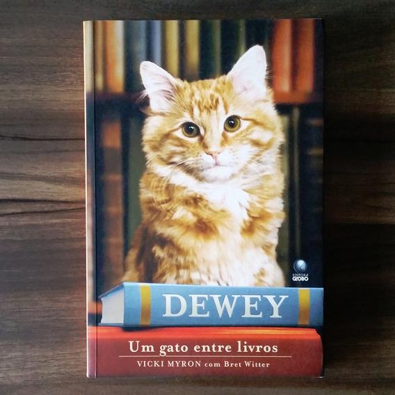 Dewey: Um Gato Entre Livros - Leia Descrição