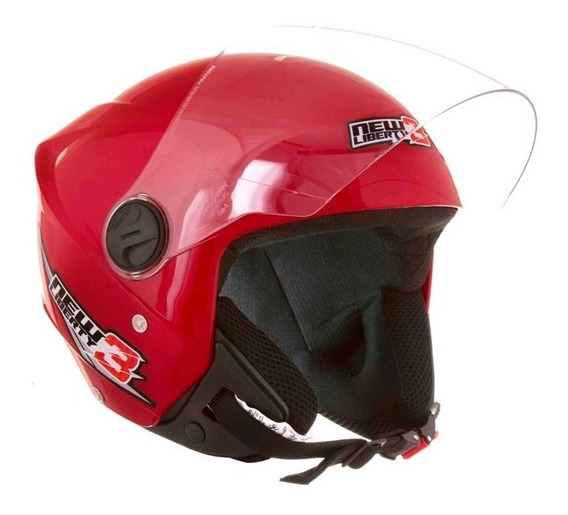 Capacete New Liberty Three