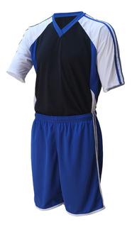 Kit Com 15 Jogos De Camisa Ação Futebol E Calção