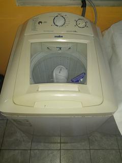 Maquina De Lavar Semi-nova Da Mabe