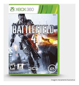 Battlefield 4 - Original Xbox 360 Novo