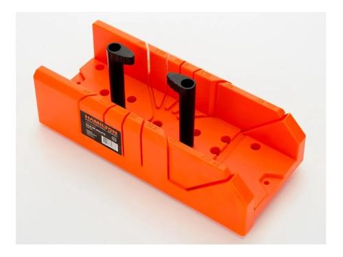 Caja P/ Ingletes Reforzada Hamilton Cdi12 Sin Serrucho