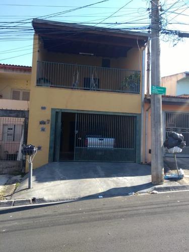 Sobrado À Venda, 190 M² Por R$ 450.000,00 - Jardim Do Valle Ii - Indaiatuba/sp - So0026
