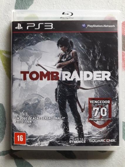 Tomb Raider Playstation 3 Português