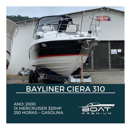 Bayliner Cierra 31, 2000, 1x Mercruiser 320hp -couga -focker