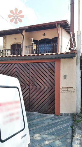 Imagem 1 de 15 de Casa Sobrado Em Parque Boturussu  -  São Paulo - 5696