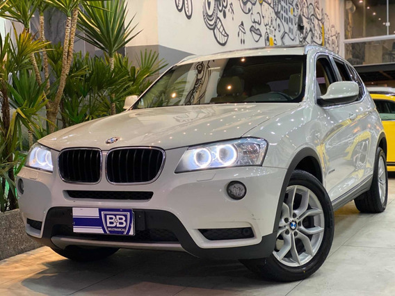Bmw X3 Sdrive 20i 2014 Top Com Teto